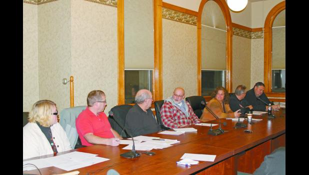 Pulaski County Council members held their first meeting of the year with two new members including Ken Boswell and Scott Hinkle. County council members include Alex Haschel, Boswell, Tom Roth, Jay Sullivan Jr., Linda Powers, Hinkle and Mike Tiede.