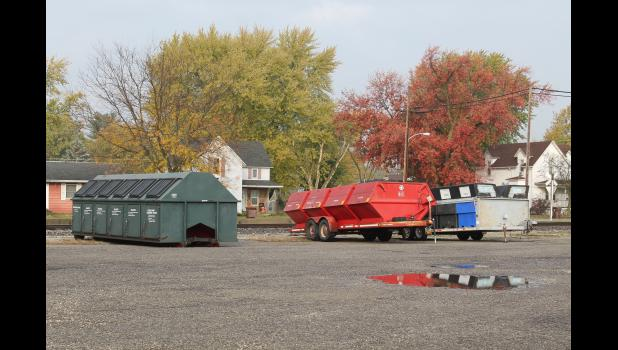Francesville residents will still be able to use the recycling carts in town but as of the beginning of the year curbside recycling will no longer be available.