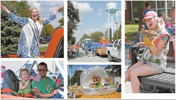 Francesville Fall Festival Parade