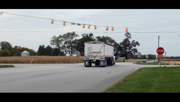 The intersection of U.S. 421, SR 14 and CR 200 S. has drawn the attention of State Rep. Doug Gutwein and increased the concerns of the West Central School Board because of recent accidents.