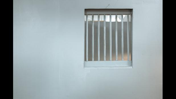 Stock photo of jail cell