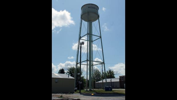 Medaryville Town Council members approved a bid for the new water tower that is more than $200,000 than anticipated.
