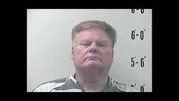 Former Pulaski County Sheriff Michael Gayer arrested.