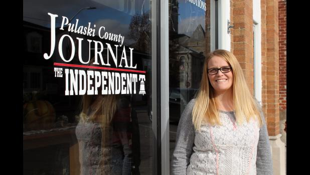 Aby McCready joins the Pulaski County Journal and The Independent staff.