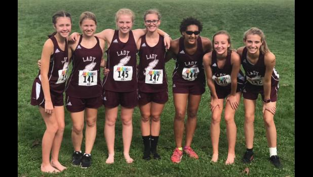 The Winamac girls cross-country team advanced to the Culver Academy regional with a fifth-place finish at the Logansport sectional Saturday morning. Members of the team are Kate Collins, Taylor Clark, Emily Rausch, Rori Blackman, Hannah Scott, Kingsley Kroft and Alexis Sheets.