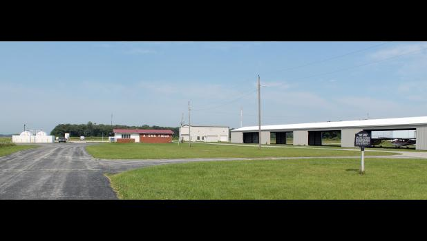 Arens Field will soon be getting a lift as the aviation board has applied for a grant to install a security fence, new lighting and renovate the parking lot.