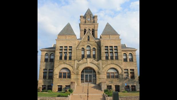 Pulaski County Commissioners and council members held a joint session on Monday, April 10.