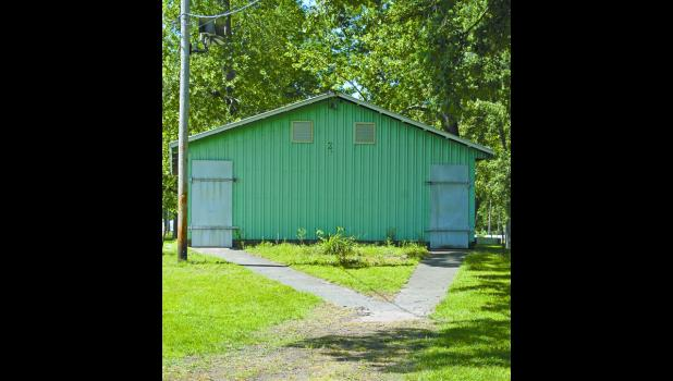 Permission was granted to upgrade the restrooms near the horse arena in the Winamac Town Park during the June 1 meeting.