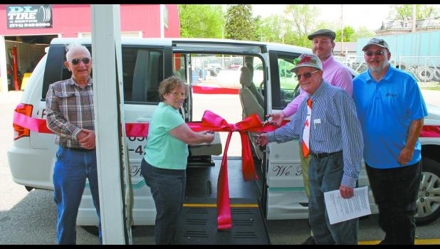 Pulaski County Human Services/Arrowhead Country Public Transit offers services throughout the county.