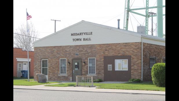 Medaryville plans to repave Pearl and Ridge streets with grant funds and town contributions.