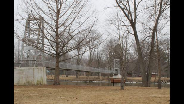 The Winamac Parks and Recreation Board is preparing for a required bridge inspection as they are finding the funds for it.