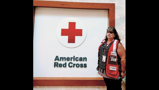 Winamac resident Sherry Fagner is in North Carolina helping coordinate food operations for shelters, emergency response vehicles and flooding victims.