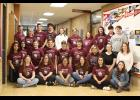 The Winamac Community High School Academic Super Bowl team.