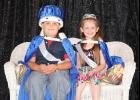 2016 Pulaski County Lil' Mister and Miss Jayden Beckner, 6, and Ellie Campbell, 5, were crowned on July 3 during the Pulaski County Fair.
