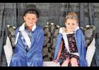 Winners of the 2017 Pulaski County Lil' Miss and Mister Pageant are 7-year-old Xavier Adriano and 7-year-old Haylah Wallace.